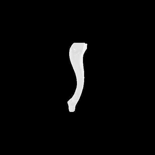 Noga meblowa Sanitti Gamma GNB biała