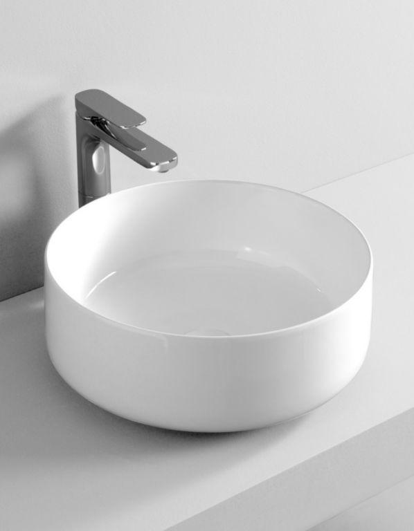 Umywalka nablatowa ceramiczna Sanitti ART 42