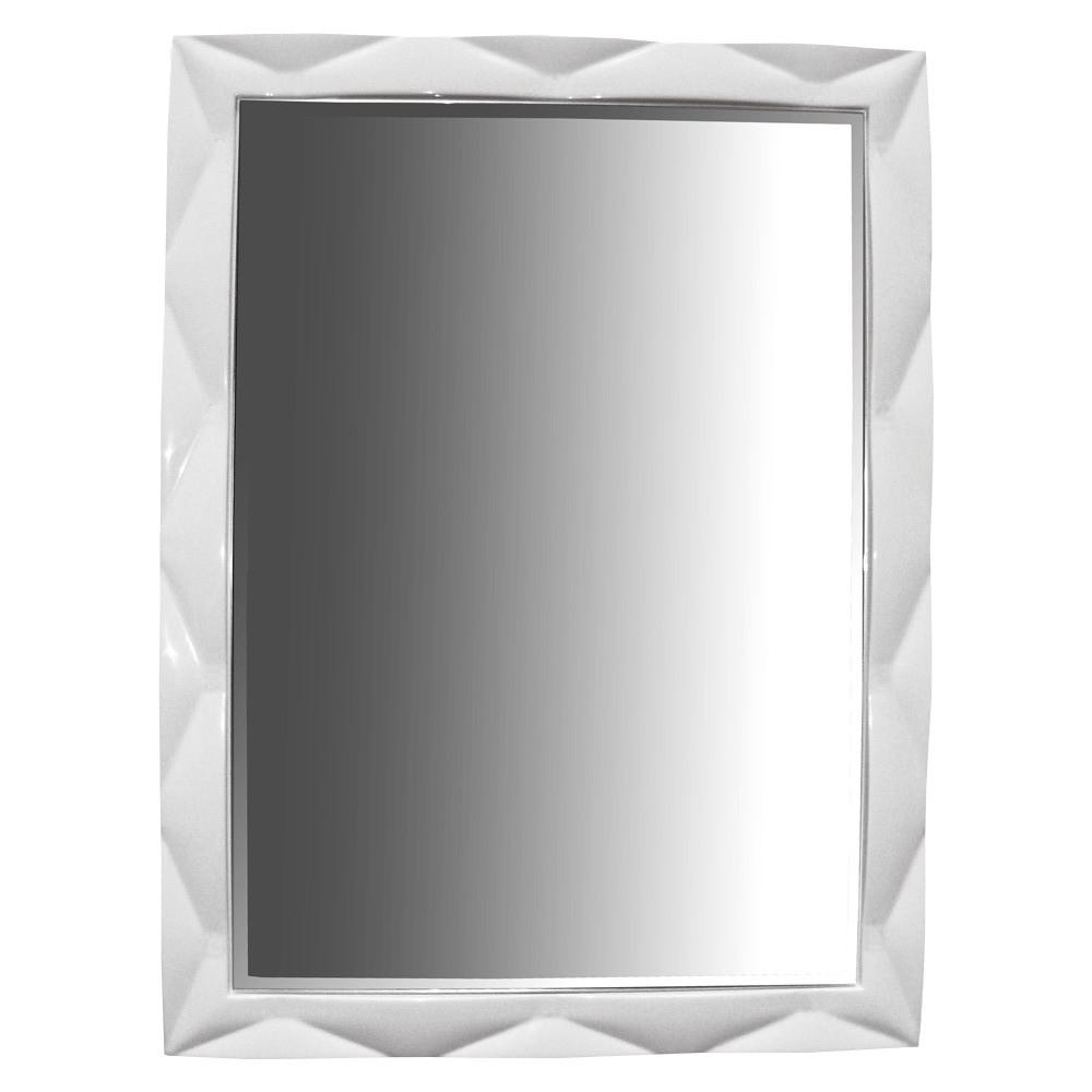 Lustro łazienkowe Sanitti Lira LL-80/60 bez kryształków Swarovskiego
