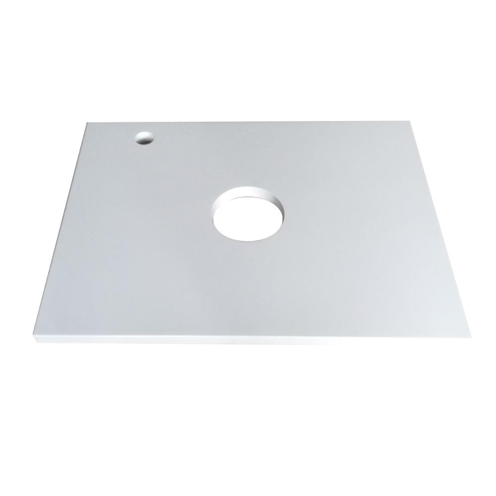 Blat do szafek łazienkowych Sanitti Lira i Delta B-2 - 81 x 46,5 cm